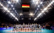 Volleyball Nations League Deutschland vs. Dominikanische Republik