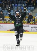 Eishockey DEL2 Bietigheim Steelers vs. EHC Bayreuth Tigers