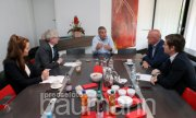 VfB Stuttgart / Daimler AG. Interview Wilfried Porth